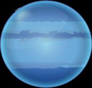 Planètes neptune