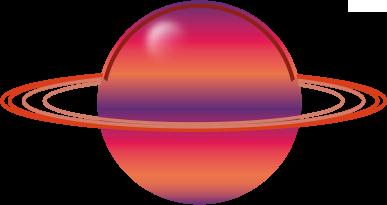 Planètes saturne