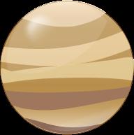Planètes venus